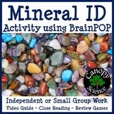 Mineral Identification Activity using BrainPOP