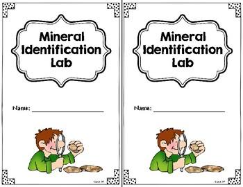 Mineral Identification Lab