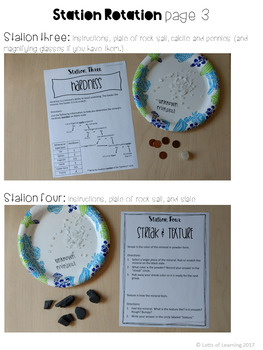 Mineral Lesson Plans