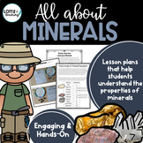 Mineral Lesson Plans (5E lessons that teach mineral properties & Mohs Scale)