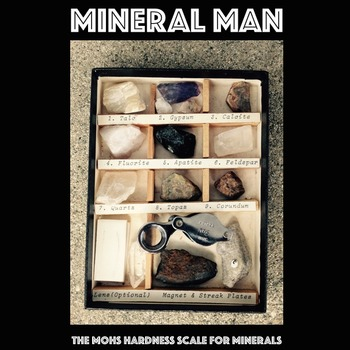 Mohs Hardness Scale for Minerals (song and powerpoint)