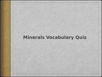 Mineral Mini Unit