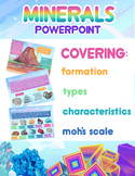 Mineral Power Point Lesson