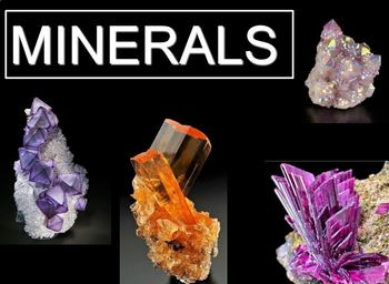 Mineral Notes Bundle