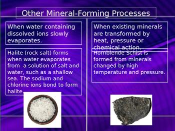 Mineral Properties