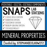 Mineral Properties Lab Stations Activity