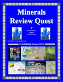 Mineral Review Quest Worksheet
