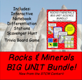 Rocks and Minerals: BIG UNIT BUNDLE
