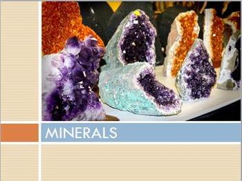 Minerals (An Overview)