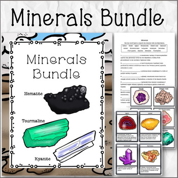 Minerals Bundle