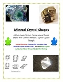 Minerals: Crystal Types and Structure (COLORFUL - 3 Versio