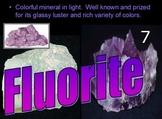 Minerals Lesson