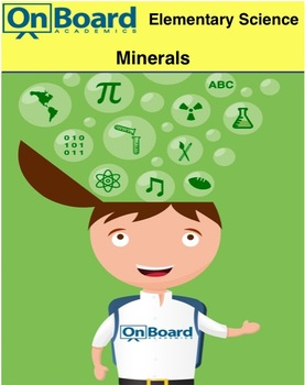 Science Minerals-Interactive Lesson