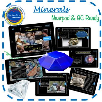 Minerals - Lesson Plan