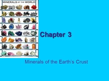Minerals - PowerPoint