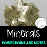 Minerals--PowerPoint for Middle Schoolers