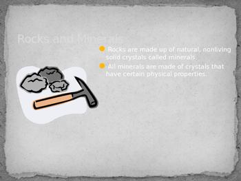 Minerals Presentation
