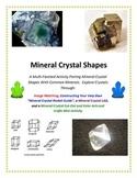 Minerals: Table Salt and Epsom Salt LAB with BONUS Crystal Activity