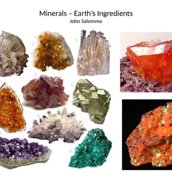 Minerals - The Building Blocks of Rock