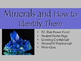 Minerals and Their Properties - How to Identify Minerals