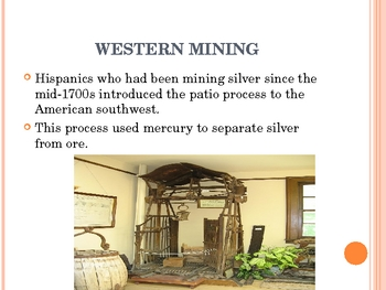 Miners Move West After the Civil War