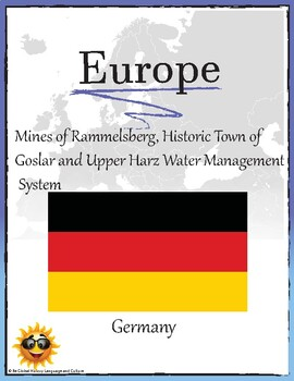 (EUROPE GEO)Mines of Rammelsberg, Historic Town of Goslar Germany Research Guide
