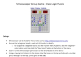 Minesweeper Classroom Group Game - Logic Puzzle