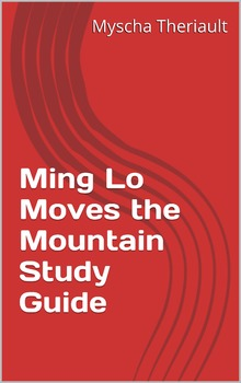 Ming Lo Moves the Mountain Lesson Plans,Questions and Vocabulary Worksheets