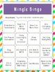 Mingle Bingo {Back to School FUN}