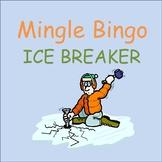 Mingle Bingo Icebreaker Game