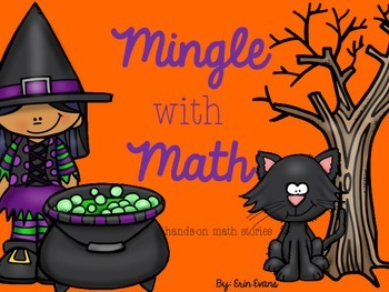 Mingle with Math - Hands On Math Stories (Halloween Edition)