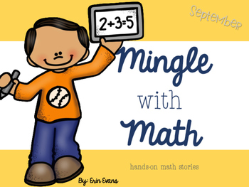 Mingle with Math Hands On Math Stories (September)