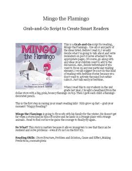 Mingo the Flamingo Grab-and-Go Script