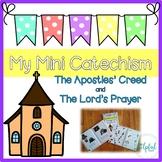 Mini Activity Book - Children's Church Set 1
