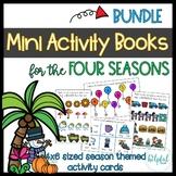 Mini Activity Books ~ Four Seasons themed ~ Growing Bundle