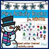 Mini Activity Books ~ Winter themed
