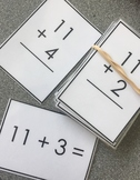 Mini Addition flashcards