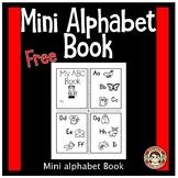 Mini Alphabet Book - Free