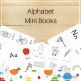 Mini Alphabet Books