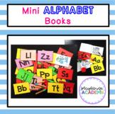 Mini Alphabet Colouring/Coloring Book