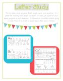 Mini Alphabet Pack