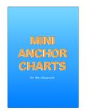 Mini Anchor Charts