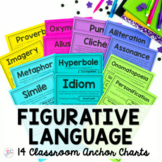 Figurative Language Posters and Anchor Charts