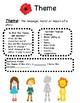 Mini Anchor Charts for Literature