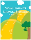 Mini Anchor Charts for Literature