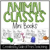 Mini Animal Books