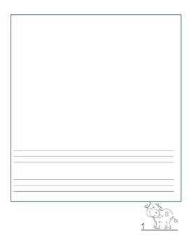 Mini Animals Booklet- Les Animaux- French Immersion Sentence Structure Writing