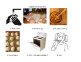 Mini Apple Pie visual Directions