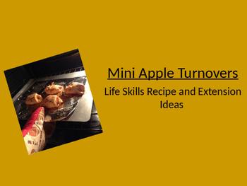 Mini Apple Turnovers