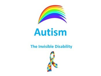 Mini Autism PowerPoint for Parents of Students
